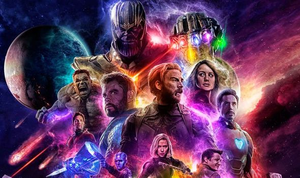 Recently Watched Avengers Endgame No Spoilers My Events